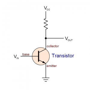 The design of a basic transistor