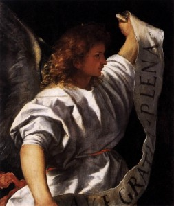 The Archangel Gabriel, by Titian - Wikipedia