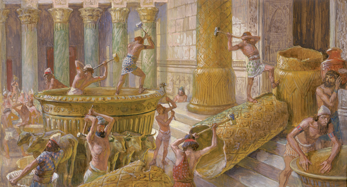 a history of the second temple period in babylon The second temple period collection culls select academic work from a  of the  temple after the babylonian exile to the destruction of the temple by the romans )  a history of the jews and judaism in the second temple period, vol.