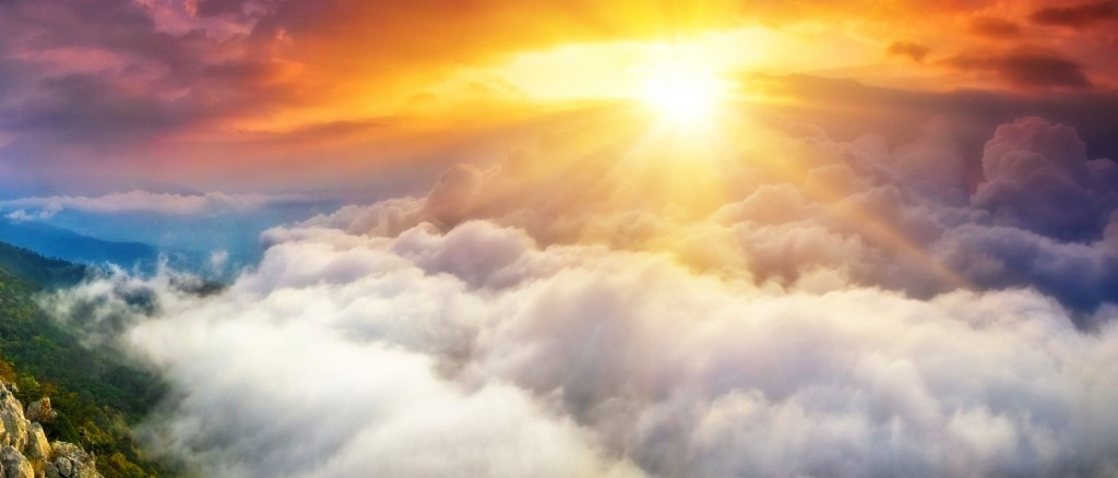 Sun and Clouds, Images of the Kingdom, Dollarphotoclub