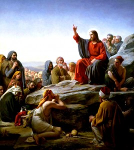 Sermon on the Mount, Carl Heinrich Bloch, Wikipedia