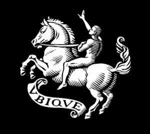 Council on Foreign Relations, white horse logo