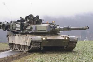 U.S. Army Abrams M1A1 tank, Dept. of Defense