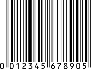 EAN barcode
