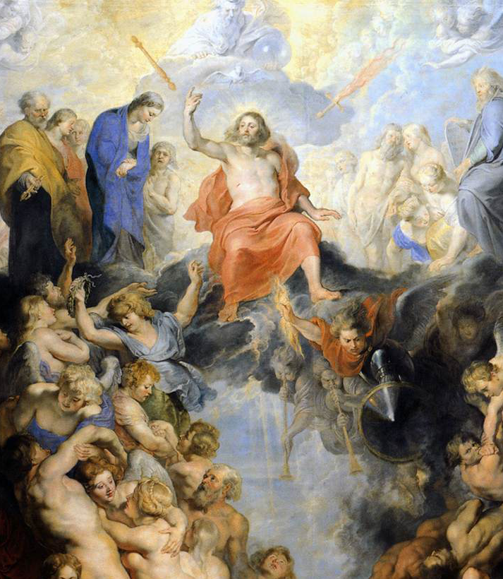 The Last Judgment, Peter Paul Rubens