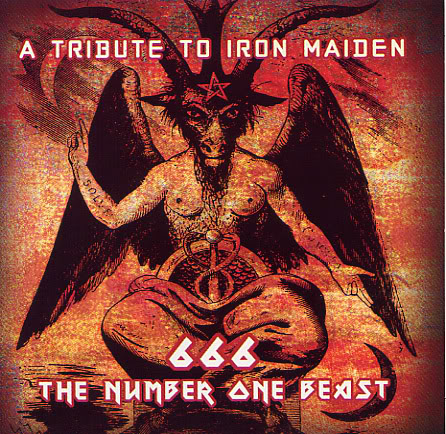 Iron Maiden, 666 the number of the beast