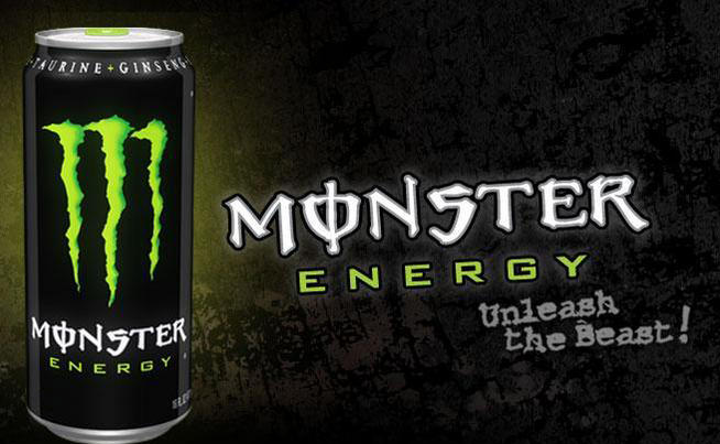 Monster Energy - Unleash the Beast