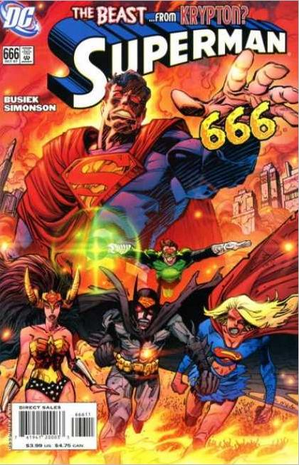 Superman 666