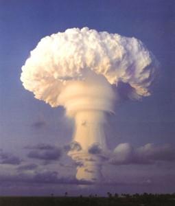 Truckee Nuclear Explosion
