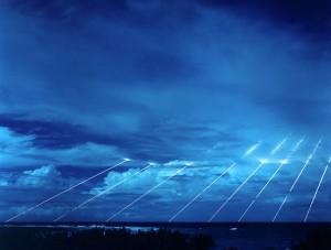 Peacekeeper-missile-testing, 8 MIRVs