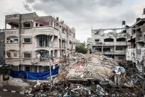 Gaza war, 2012, Jabalia house destruction, Wikipedia