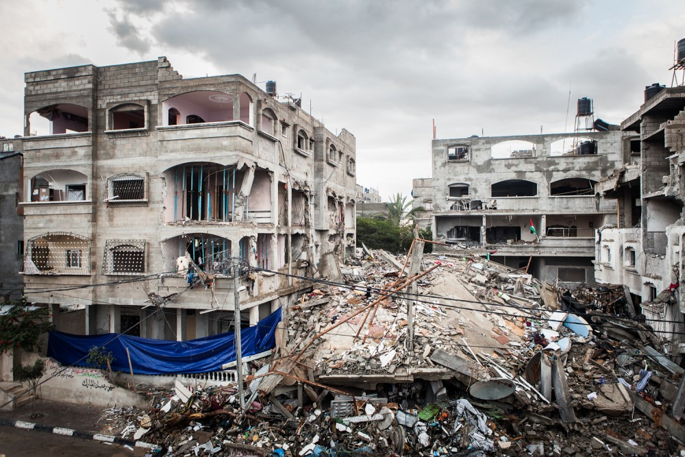 Gaza war, 2012, Jabalia house destruction, Wikipedia