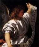 The Archangel Gabriel, by Titian - Wikipedia
