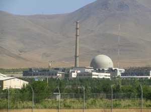 Arak IR-40 Heavy Water Reactor, Iran, Wikipedia, by Nanking2012