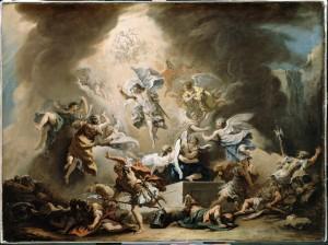 Resurrection of the Dead, Sebastiano Ricci