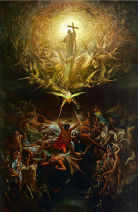 Triumph of Christianity, Gustave Dore