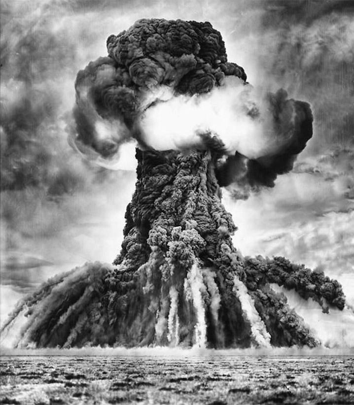 Chagan Nuclear test, Russia
