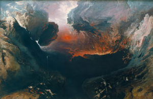 Great Day of His Wrath, by John Martin, artist