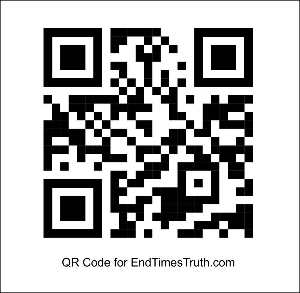 QR Code for EndTimesTruth
